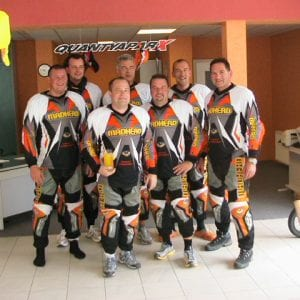 Gruppe Motocross Park