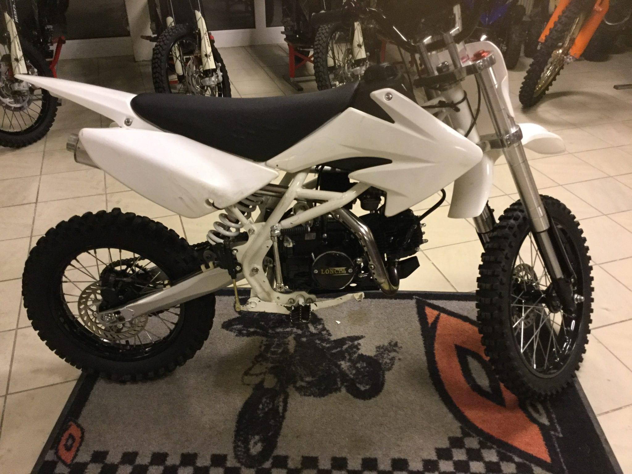 motocross bike 125ccm hunter offroad park ostsee. Black Bedroom Furniture Sets. Home Design Ideas