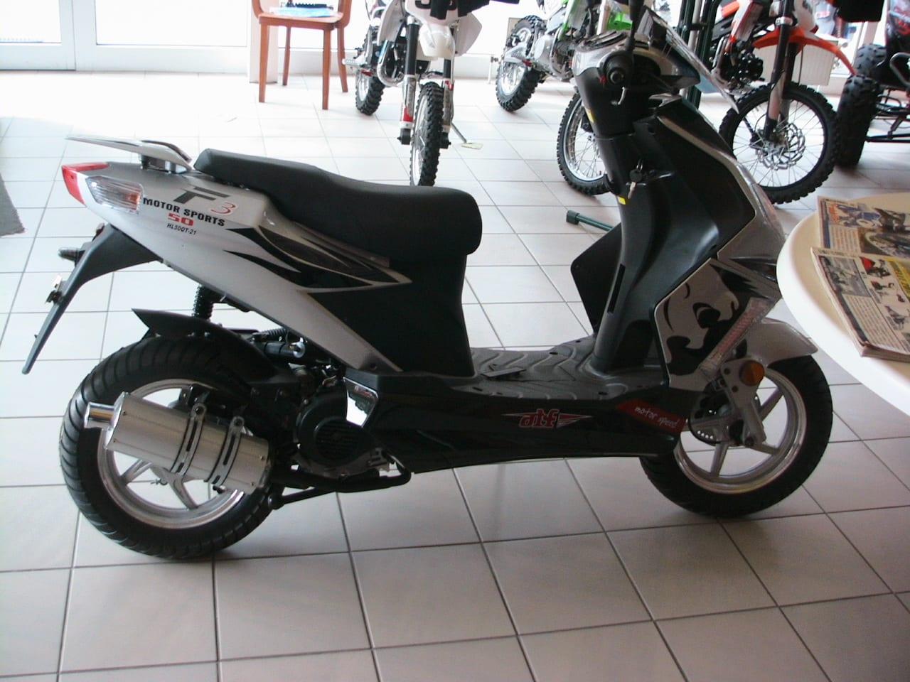 Motorroller Verkauf