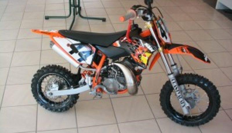 KTM SX 50 – verkauft