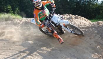 Motocross mit E-Bikes für Erwachsene