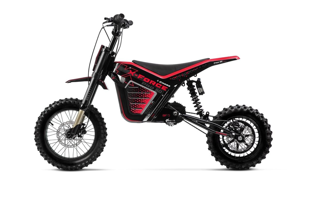 verkauf e motocross bike kuberg pro 50 offroad park ostsee. Black Bedroom Furniture Sets. Home Design Ideas